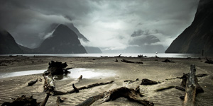 Milford Sound, New Zealand, Lee robinson travel photography