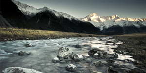 Mount cook, New Zealand, Lee robinson travel photography