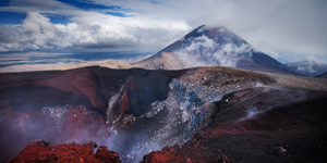 Mount Ngauruhoe, (Mount Doom), North Island, New Zealand, Lee robinson travel photography