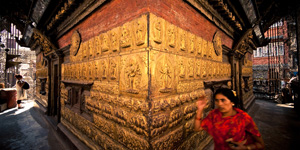 Seto Machhendranath Temple, Kathmandu, Lee robinson travel photography