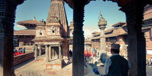 Durbar Square, Patan, Nepal, Lee robinson travel photography